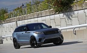 2018 range rover velar in depth model review car and driver