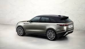 land rover velar vs discovery new 2018 mini me range rover velar debuts in london news the