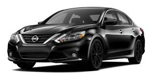 nissan pathfinder black edition difference between the 2017 nissan altima sr and the sr midnight