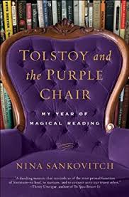 amazon com tolstoy and the purple chair my year of magical