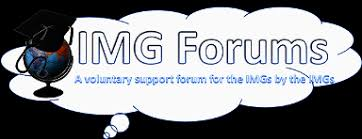 FCPS    CPSP  FAQ     s IMG Advisor Forums IMG Forums  A voluntary support forum for the IMGs by the IMGs   Powered by