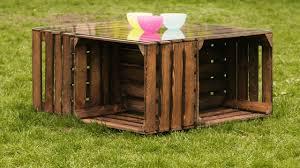 Wohnzimmertisch Vintage Selber Machen Project Tutorial Obstkisten Tisch Selbst Bauen Diy Idee Youtube