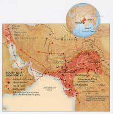 Map Of Pakistan And India by Why Did Western India And Bengal Become Islamized While The Rest