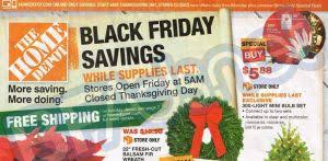 home depot black friday paper home depot black friday 2013 ad blackfriday homedepot black
