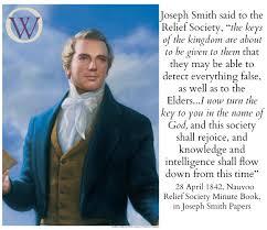 Joseph Smith Meme - 34 historic women and the priesthood quotes ordain women