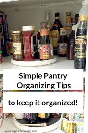 Kitchen Cabinet Organization Tips by 138 Best Home Organization Ideas Images On Pinterest Organizing