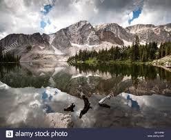 Wyoming forest images Lake marie at medicine bow mountain national forest a wyoming jpg