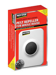 procter pest stop ultrasonic and electromagnetic pest repeller for