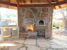 Outdoor Kitchen Pizza Oven Design Kitchen Makeovers Wood Fired Pizza Oven Design Backyard Pizza