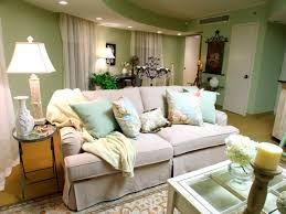 Shabby Chic Living Room by Hgtv U0027s Design Star Team Creates A Shabby Chic Suite With Help From