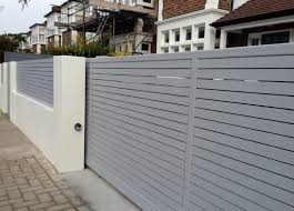 house fencing ideas for your front yard trends with wall fence