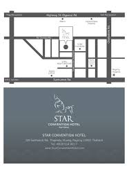 Map Direction Star Convention Hotel Map And Direction