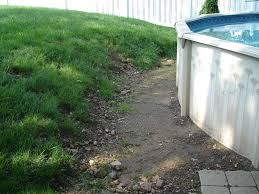 our backyard pics before and after