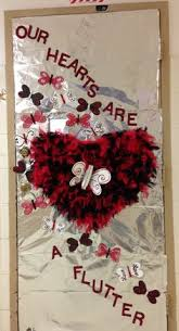 Valentine S Day Door Decorations Ideas by Valentine U0027s Board Decoration Ideas Cute Valentine U0027s Day Door