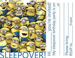 Minions Invitation Card Minion Birthday Party Invitations Ajordanscart Com