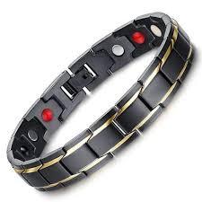 healthy magnetic bracelet images Health bracelet energy bio magnetic bracelets iris downtown jpg