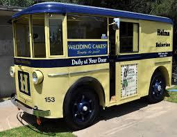 postal vehicles just a car guy helms bakery van restored