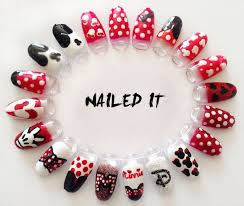 157 best unhas disney mickey mouse nail images on pinterest