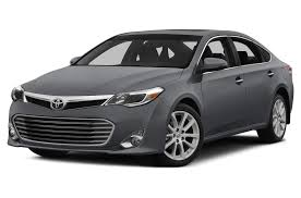 2015 toyota avalon new car test drive