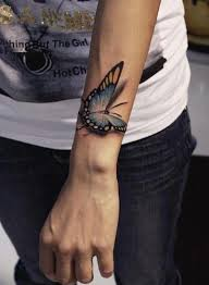 20 best 3d butterfly tattoos images on