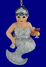 38 best mermaid ornaments images on mermaid ornament