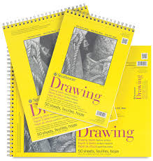 strathmore 300 series drawing pads blick art materials