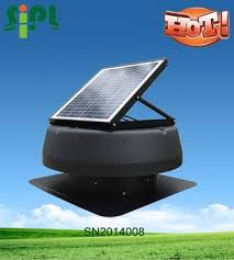 vent tool solar panel powered vent fan roof mounted fans solar