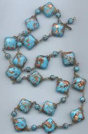 vintage beads necklace images 1607 best beads images venetian necklace lucy ring jpg