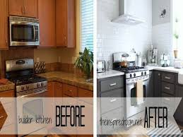 Before And After Pictures Of Painted Kitchen Cabinets 22 Awesome Images Painting Kitchen Cabinets Before And After