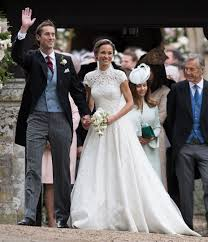 pippa middleton and james matthews are married pret a reporter