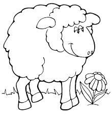 shaun sheep image coloring color luna