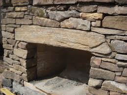 how to build a stone outdoor fireplace decorate ideas beautiful at