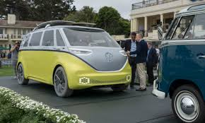 new volkswagen bus 2017 2017 pebble beach concours vw hails return of iconic bus autonxt