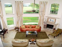 bay window treatments family room contemporary with bay window 2