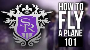 saints row the third how to fly a plane 101 youtube