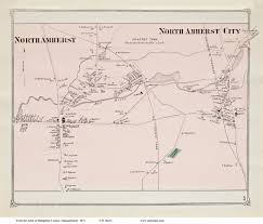 Suffolk County Massachusetts Maps And 1860 Maps Of Amherst