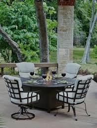 new woodard outdoor furniture or fire tables 69 woodard outdoor