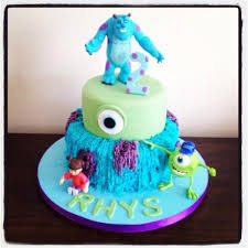 monsters inc birthday cake monsters inc birthday cake