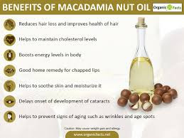 8 surprising macadamia nut oil benefits organic facts