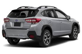 gray subaru crosstrek 2018 subaru crosstrek 2 0i premium cvt in dark gray metallic for