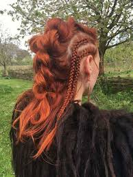 viking anglo saxon hairstyles cool viking hairstyle rebrn com