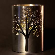 Tree Branch Candle Holder Metal Candle Holder Tree Design Set Of 8 Chef Charger