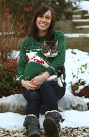 sweaters for cats lewis i in our matching sweaters holidays cats