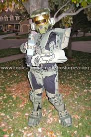 Master Chief Halloween Costumes Coolest Master Chief Halo 3 Costume Master Chief Costumes