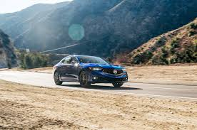 2018 acura tlx reviews and 2018 acura tlx a spec first test review actually sort of sporty