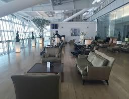 a peek inside the concorde lounge at heathrow terminal 5