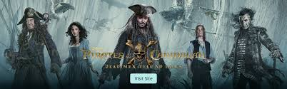 pirates of the caribbean official website disney