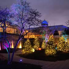 Columbus Zoo Lights by Ohio U0027s Best Christmas Lights Displays Ohio Travels
