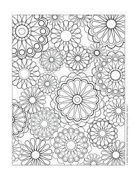 free mandala design coloring pages printable adults older