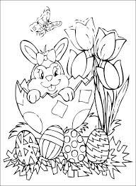 easter colouring pages funycoloring